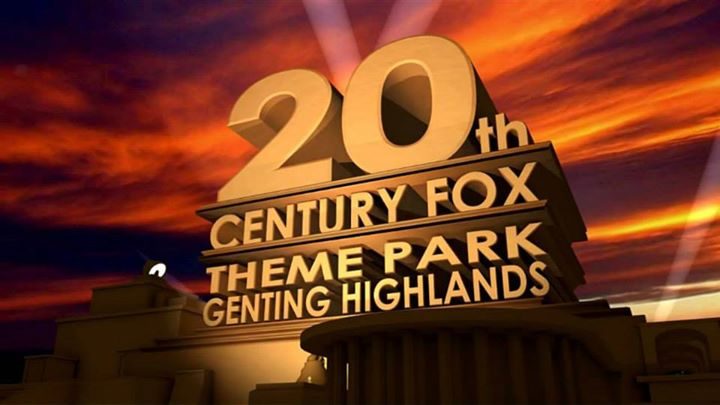20th century fox world genting highland