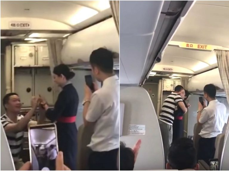 air proposal china eastern airlines