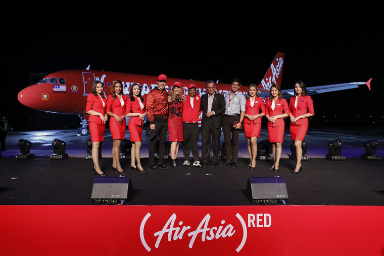 airasia red 88rising