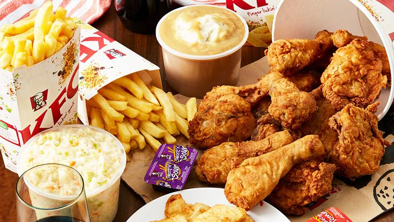 KFC Chicken Treat Day