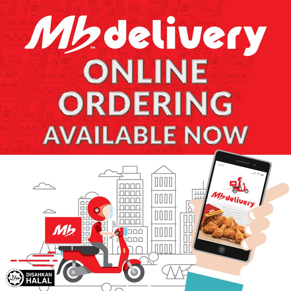 Marrybrown delivery