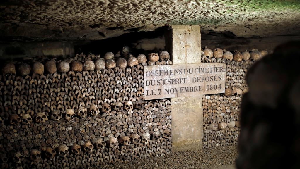 Terowong Mayat The Catacombs